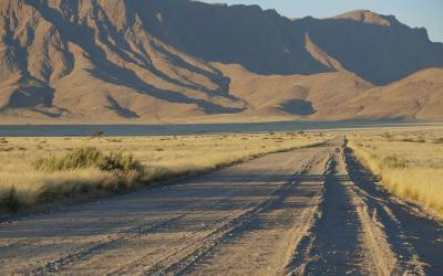 Cestou k Sossusvlei a Deadvlei  | Namibia