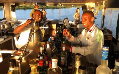 Plavba po Zambezi | Victoria Falls