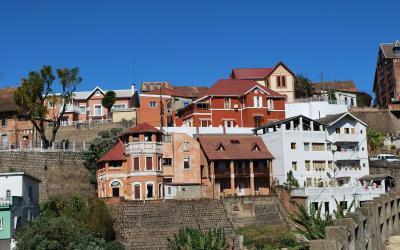 Madagaskar - Antananarivo 2