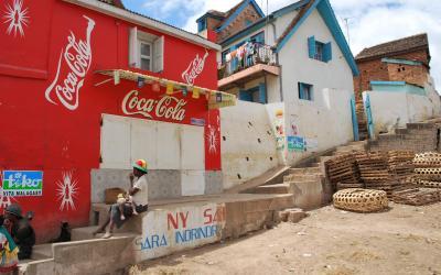 Madagaskar - Antananarivo 5