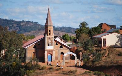 Madagaskar - Antsirabe