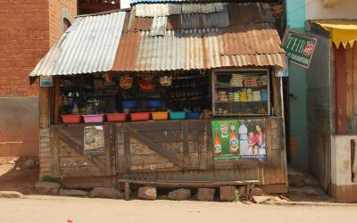 Ambositra - obchod | Madagaskar - Ambositra 3