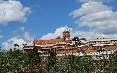 Ambositra katedrála | Madagaskar - Ambositra 2