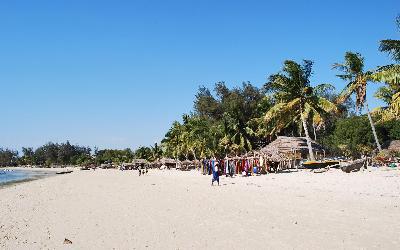Madagaskar pláž v Ifaty | Madagaskar - Ifaty 2