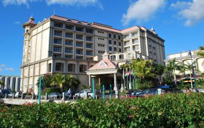 Nákupní galerie Caudan waterfront | Mauritius Port Louis 2