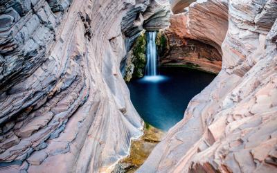 Hamersley Gorge, Spa Pool | Karijini NP
