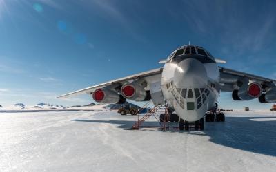 Iljušin  IL-76 TD