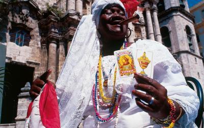 AFRO-RELIGION | KUba