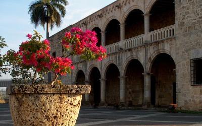 Santo Domingo, dům Krištofa Kolumba | Dominikánská republika
