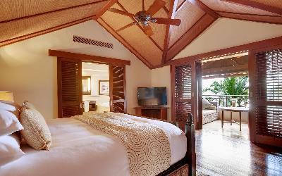 pokoj Honeymoon suite   471 LUX Le Morne