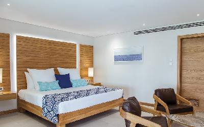 Pokoj Ocedan Beach front family suite 6   741 Beachcomber Paradis
