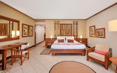 Pokoj Tropical Family suite   741 Beachcomber Paradis