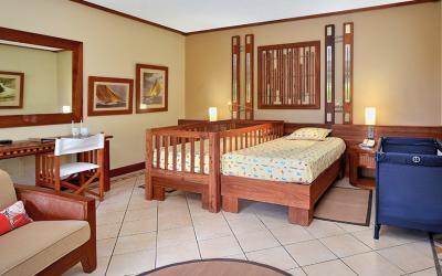 Pokoj Tropical Family suite 2   741 Beachcomber Paradis