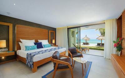 Pokoj Ocean Beach front suite   741 Beachcomber Paradis