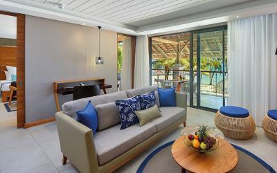 Pokoj Ocean Beach front suite 3   741 Beachcomber Paradis