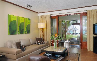 Pokoj Senior suite 3    741 Beachcomber Paradis