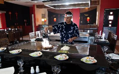 Memories Varadero - Japanese Restaurant