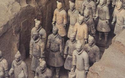 Terakotová armáda 3