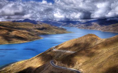 Jezero Yamdrok