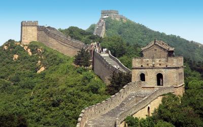 Velká Čínská zeď 3