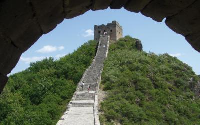 Velká Čínská zeď 4
