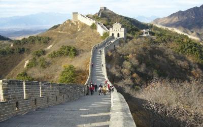 Velká Čínská zeď 5
