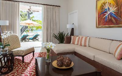 pokoj Cinamon suite | 760 Spice Island