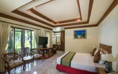 junior suite cottage - interier
