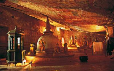 Dambulla   Indie