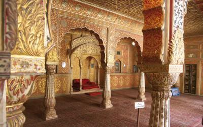 Bikaner pevnost | Indie
