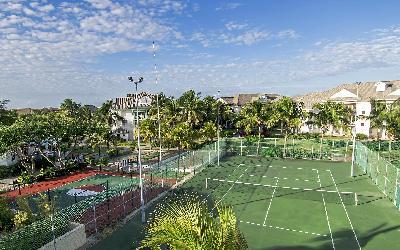 Club de Actividades - Canchas de Tenis