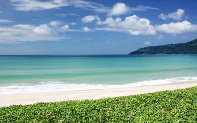 0 pláž Karon Beach
