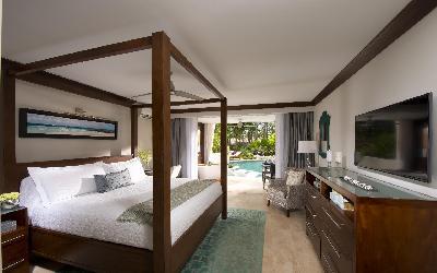 pokoj Swim up suite   760 Sandals Barbados