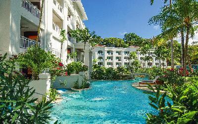 Swim up suites   760 Sandals Barbados