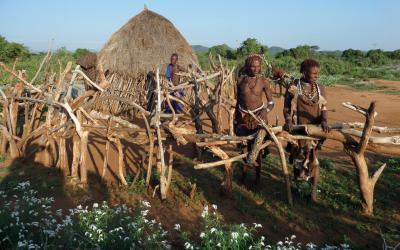 Kmen Hamer | Etiopie