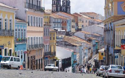 Salvador | Brazílie