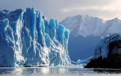 Perito Moreno Glacier Argentina   Argentina