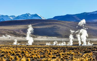 Tatio Geysers, Atacama | Chile