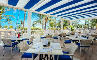 Beach Restaurant Terrace