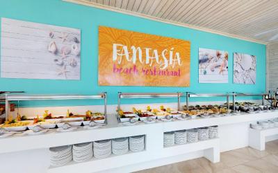 Fantasia Beach Restaurant