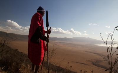 Ngorongoro, Masai | Keňa