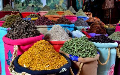 tržnice | Maroko