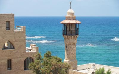 Jafa Minaret | Izrael