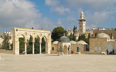 ChramovaHora | Izrael