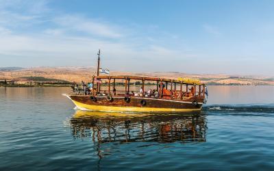 TourboatGalilee | Izrael