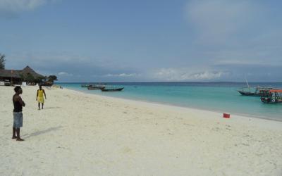Pláž v Nungwi | Nungwi Beach