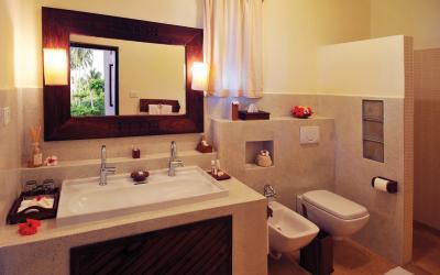 Koupelna | Diamonds Mapenzi Beach Club