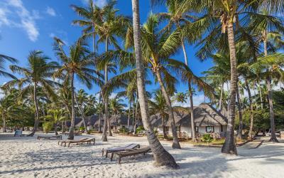 Pláž a pokoje Beach Villa | Diamonds Mapenzi Beach Club