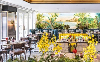 Belmond Copacabana Palace - Pergula Restaurant