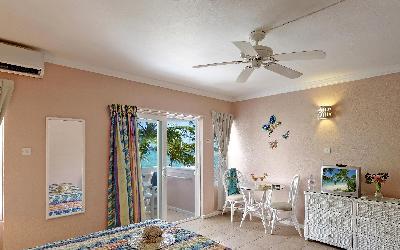 pokoj s kombinovaným výhledem  | 760 Butterfly beach